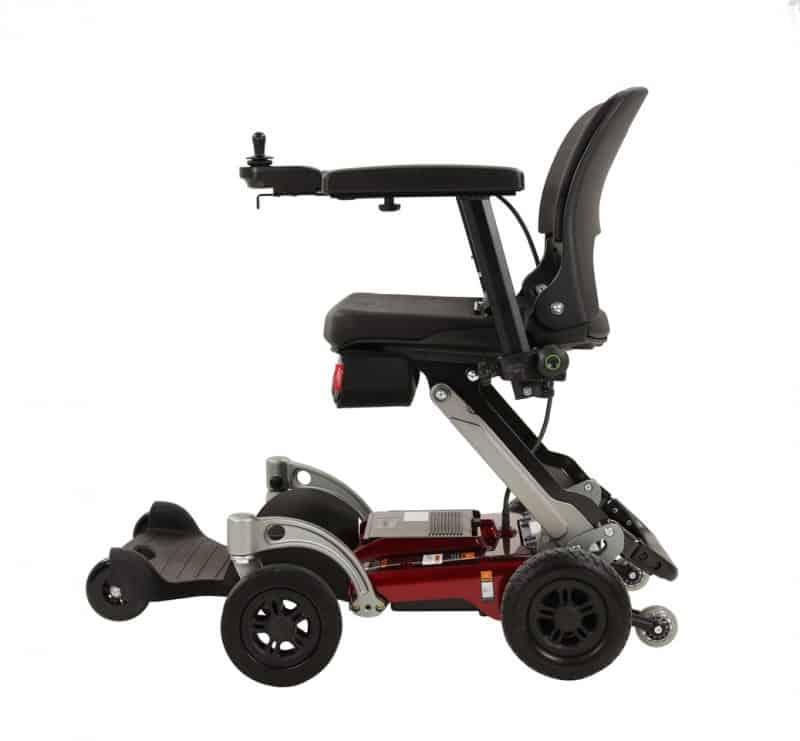 Electric Wheelchair Power Chair Luggiechair