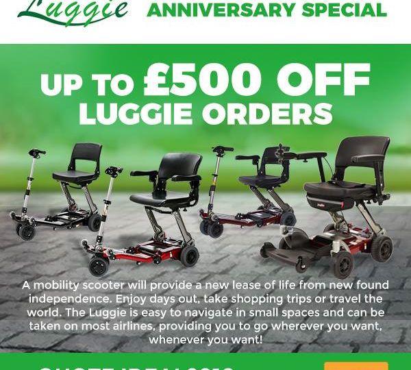 Luggie anniversary
