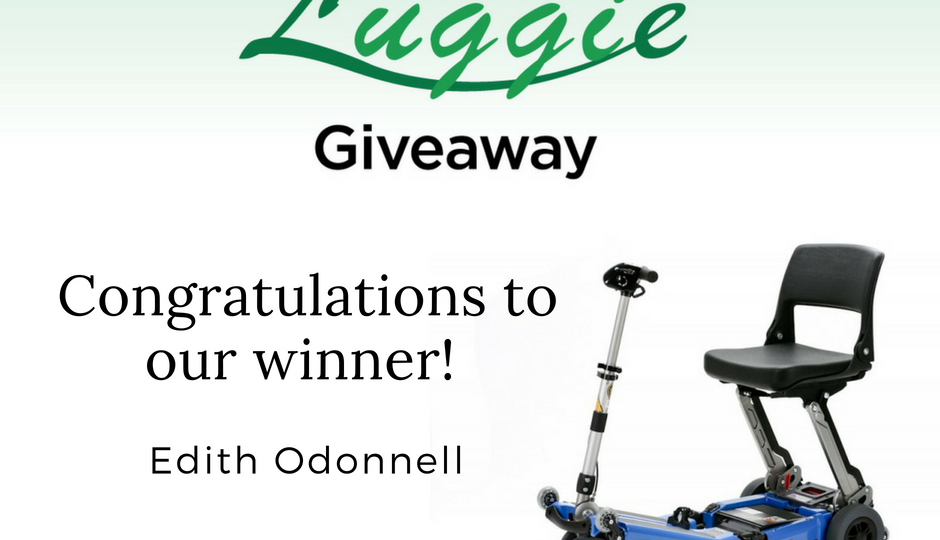 Luggie giveaway