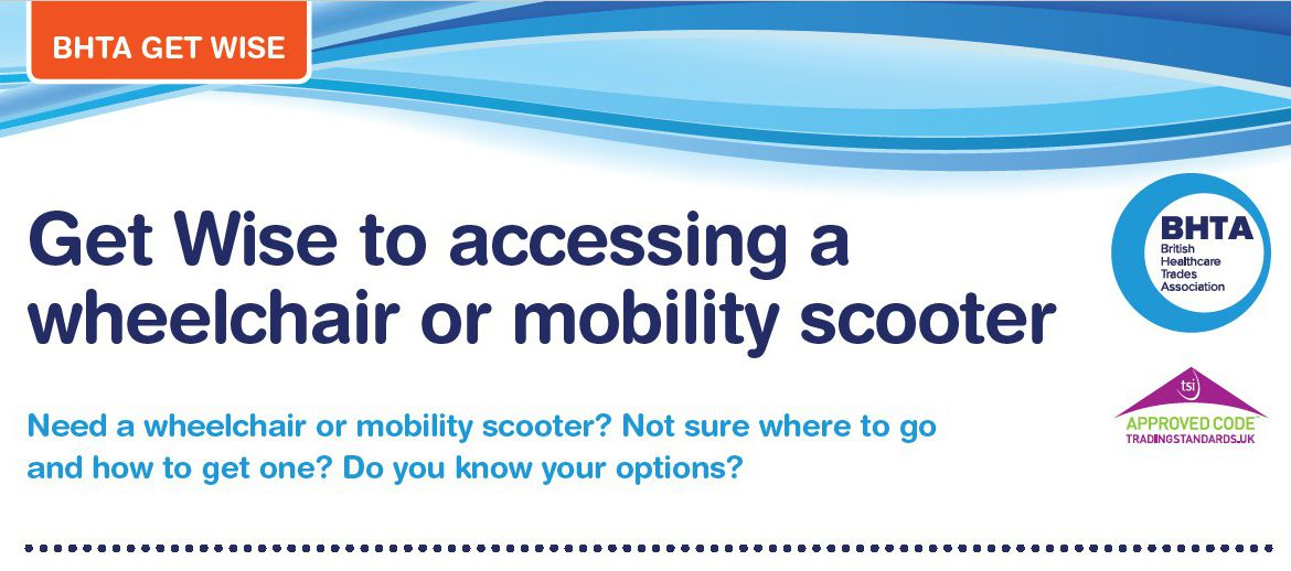 Travel Mobility Scooter BHTA
